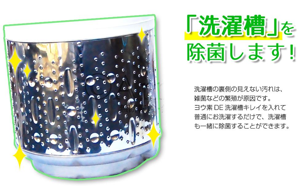 46637 ヨウ素DE洗濯槽キレイ2個組